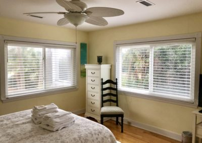 Faux Wood Blinds--Folly Beach, SC