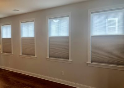 Honeycomb Shades--N. Charleston, SC