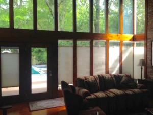 Honeycomb Shades--Summerville, SC